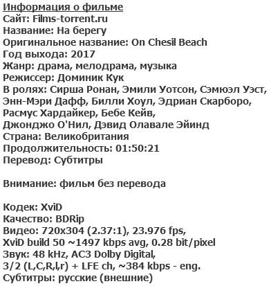 На берегу (2017)