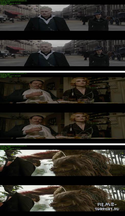 Фантастические твари: Преступления Грин-де-Вальда 3D (2018)