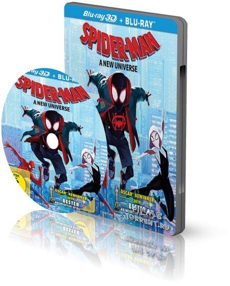 Человек-паук: Через вселенные 3D (2018)