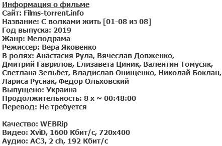 С волками жить (2019)