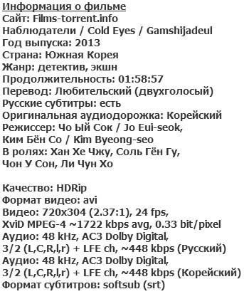 Наблюдатели (2013)