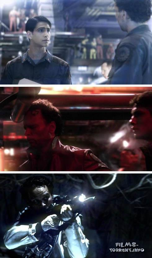 Звёздный крейсер Галактика: Кровь и Хром (2012)