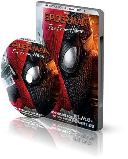 Человек-паук: Вдали от дома 4K (2019)