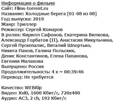 Холодные берега (2019)