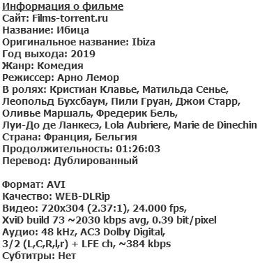 Ибица (2019)