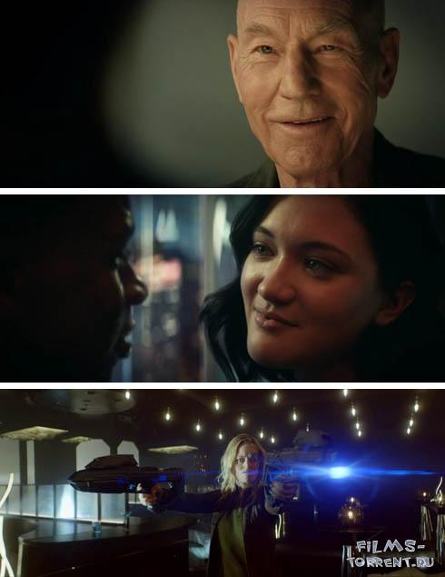 Звёздный путь: Пикар (2020)