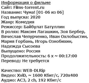 Чума! (2020)