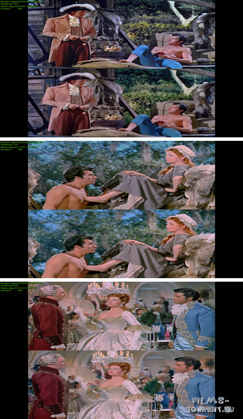 Сангари 3D (1953)