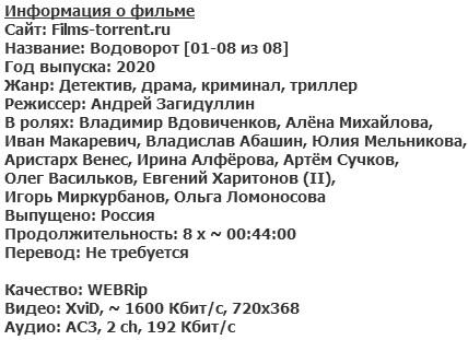 Водоворот (2020)