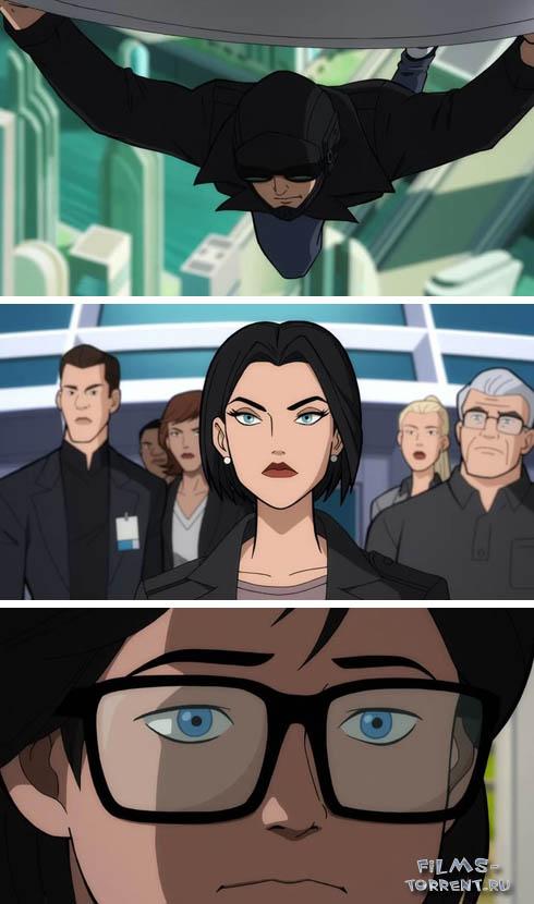 Супермен: Человек завтрашнего дня (2020)