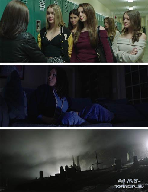 Призрак на кладбище (2019)
