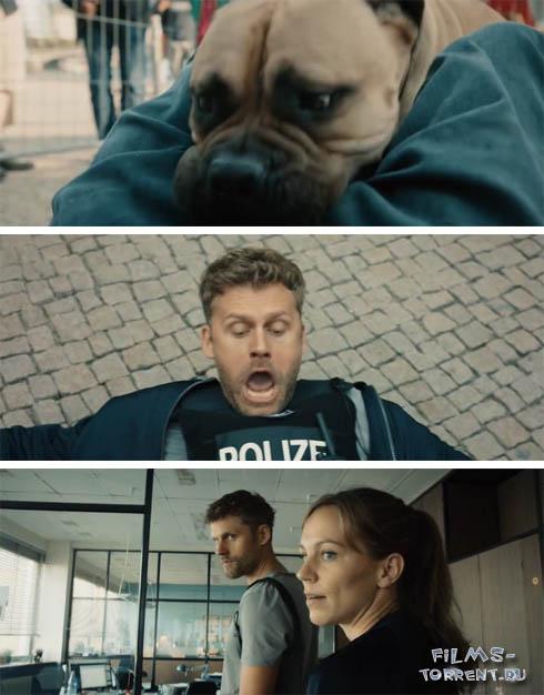 Полицейский и чудовище (2019)