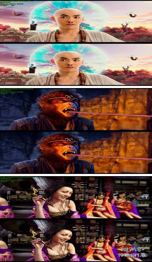 Путешествие на Запад: Демоны 3D (2017)