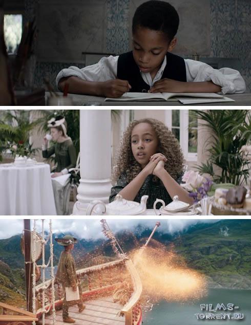 Питер Пэн и Алиса в стране чудес (2020)