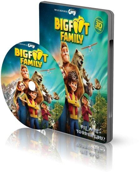 Семейка Бигфутов 3D (2020)