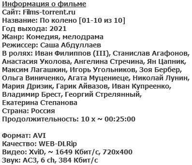 По колено (2021)