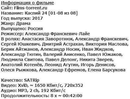 Каспий 24 (2017)