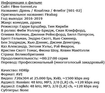Дрянь. Все сезоны (2016-2019)