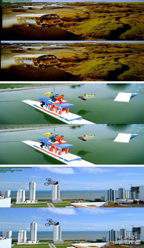 Реактивные клоуны: Фильм 3D (2012)