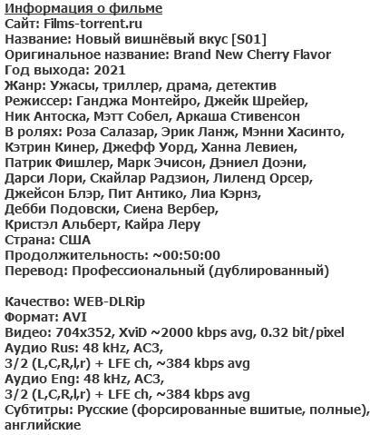 Новый вишнёвый вкус (2021)